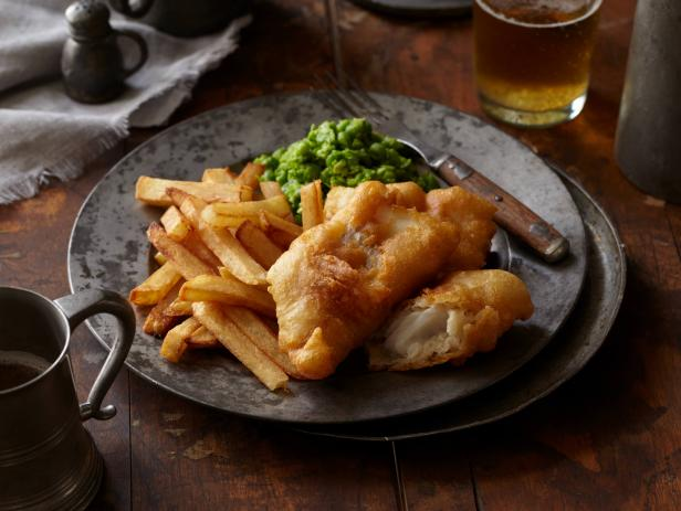Posh Pub Food Recipes